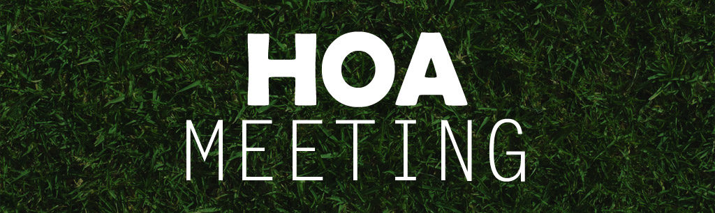 The Annual Meeting Of Roddey Park Homeowners Association Inc Will Be Held On Monday November 21 2016 At 600 Pm Housing And Neighborhood